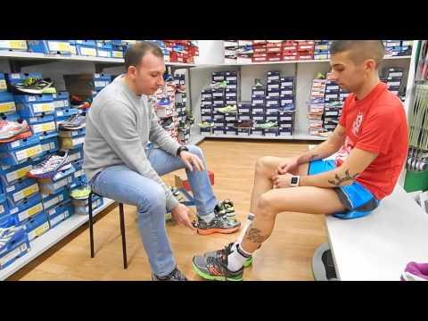 La scelta delle scarpe da Running
