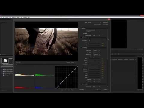 Offline-Online Workflow with Red 5k in Premiere Pro CS6