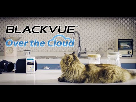 BlackVue Over the Cloud Ad