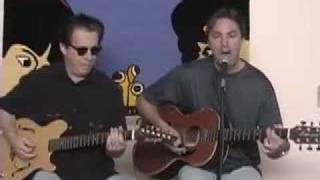 "(You've Got) The Magic Touch"" (Platter's Cover) - Regan Wood and Bernie Hamburger"