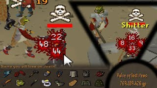 Durial321 is back! Falador massacre 6/6/6 10 year