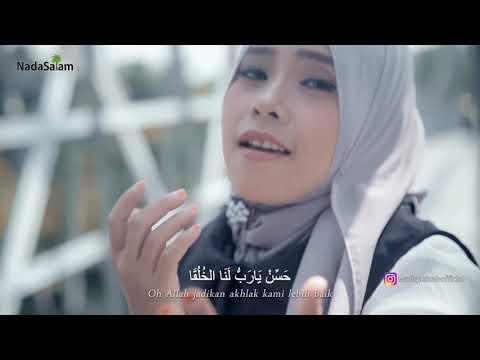 Wafiq Azizah - Adfaita I Official Music Video