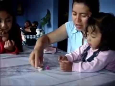 Estimulación para niñas y niños de 19 a 24 meses