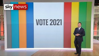 Vote 2021: A closer look at election key battlegrounds