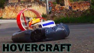 Como Hacer Un  Hovercraft RC | MrCuervoRC|