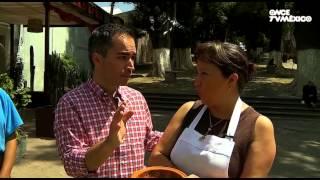 La ruta del sabor - Salsa de tecol. Tlaxcala, Tlaxcala