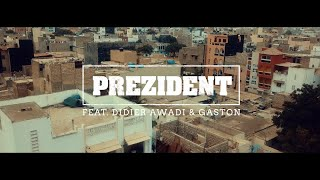 📺 Natty Jean Ft. Didier Awadi & Gaston - Prezident [Official Video]