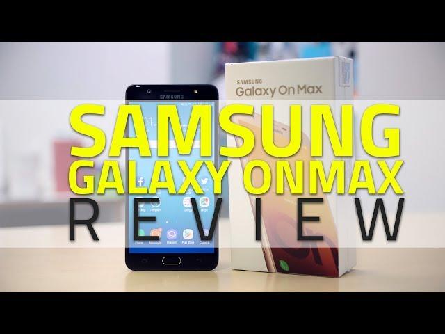 Samsung Galaxy On Max Review | NDTV Gadgets360 com