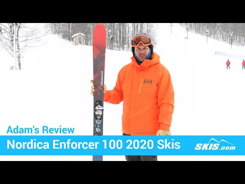 Video: Nordica Enforcer 100 Skis 2020 1 50