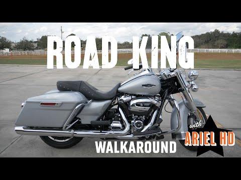 Pre-Owned 2019 Harley-Davidson Road King