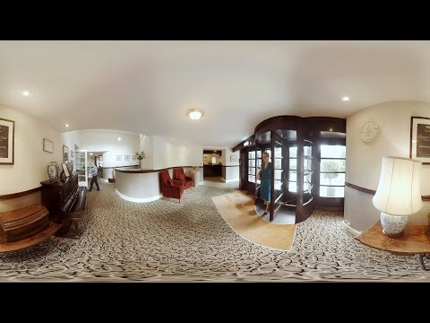 360 degree video of Tor Na Coille hotel, Banchory Scotland