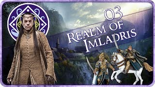 OBSCURE ENEMY TACTICS - Realm of Imladris - Third Age Total War: Divide and Conquer - Ep.03!
