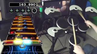 Avenged Sevenfold - Almost Easy 291k 100% FC (Expert Pro Drums RB4)