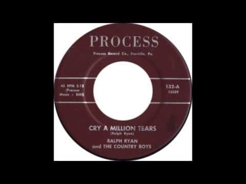 Ralph Ryan - Cry A Million Tears