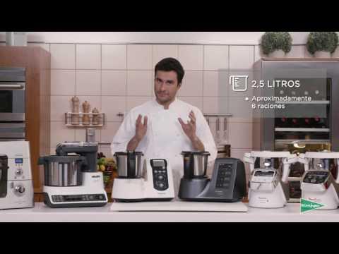 ¿Cómo elegir tu robot de cocina?