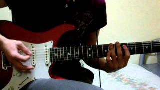 abingdon boys school  Nervous Breakdown 弾いてみた(guitar cover)