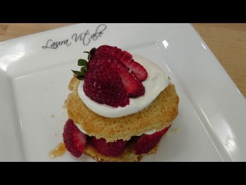 How to Make Strawberry Shortcake – Recipe by Laura Vitale – Laura in the Kitchen Ep 117