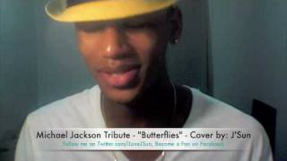 J'Sun Tributes to Michael Jackson. Human Nature and Butterflies