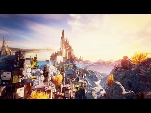 Unreal Engine 4 : démo technique sur un Nexus 5