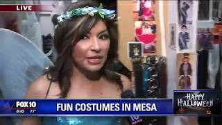 Fun Costumes for Halloween in Mesa