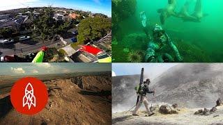 Take Me There, Reel III: The Extreme Explorers