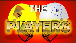 Learn American Football: The Players