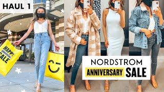 NORDSTROM ANNIVERSARY SALE 2020 Try On HAUL 1 (in store) | NSALE Try On Haul 2020 | Miss Louie