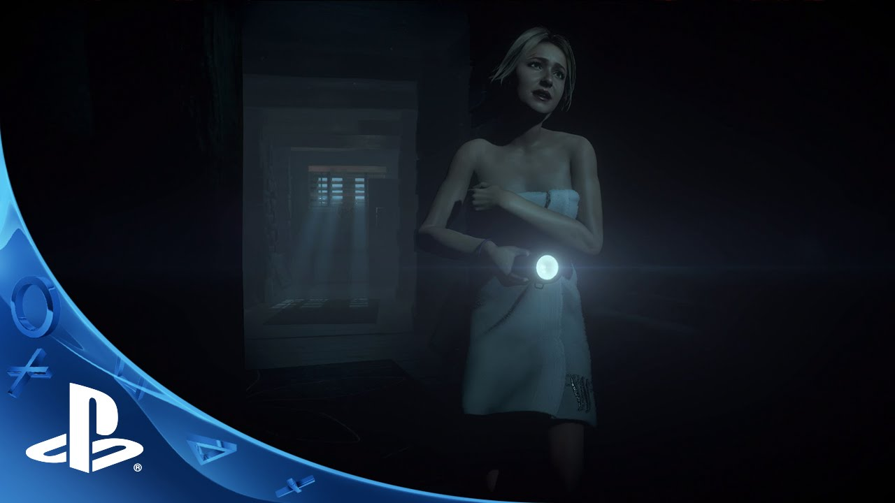 Until Dawn e Supermassive Desejam um Feliz Halloween