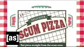 SCUM: Pizza | Channel 5 | adult swim