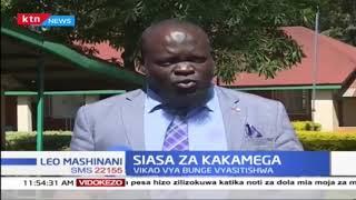 Upinzani wa bunge la kaunti ya Kakamega wawafurusha viongozi kwa utepetevu