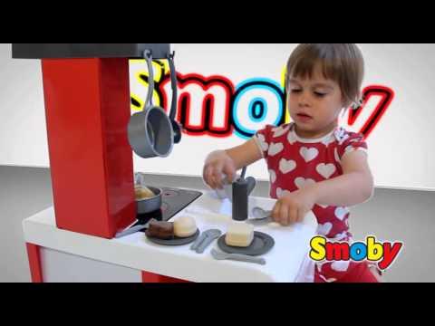 Smoby Kuchnia Cheftronic Tefal NOWOŚĆ | zabawkiTV