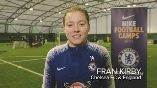 Acampamento de Futebol do Chelsea FC Foundation video at Youtube