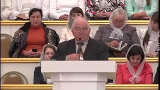 """Проповедь """"Страх Господень"""" (Иосиф Бейня) / Церковь Спасение"""