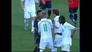 The top 8 funniest red card reactions in modern football - FUNNY