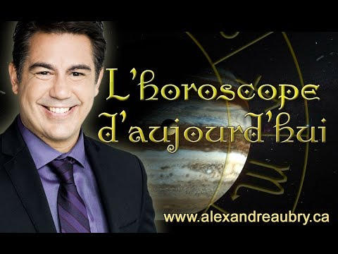 20 juin 2019 - Horoscope quotidien avec l'astrologue Alexandre Aubry 20 juin 2019 - Horoscope quotidien avec l'astrologue Alexandre Aubry