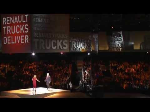 New Renault Trucks launch video