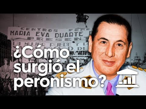 ¿Cómo SURGIÓ el PERONISMO en la ARGENTINA? - VisualPolitik