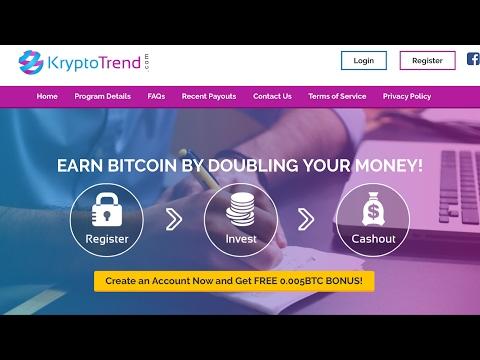 Video KryptoTrend Scam - Deposit Attempt - STILL A SCAM