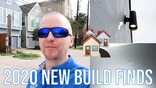 2020 New Build Finds