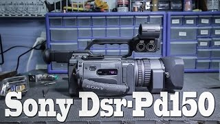 Camera Repair - Jammed Tape Removal (Sony Pd150, VX-2000)