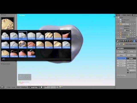 Digital Smile Design waxup in Meshmixer - смотреть онлайн на