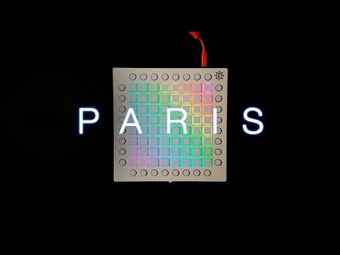 The Chainsmokers - Paris (Subsurface Remix) [Exhale Edit] // Launchpad Pro Cover + Project file