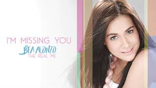 Bea Alonzo - I'm Missing You (Audio) 🎵 | The Real Me
