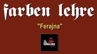 Farben Lehre - Ferajna | Ferajna | Lou & Rocked Boys | 2009
