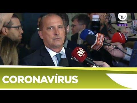 Coronavírus: Governo vai editar MP sobre prevenção ao vírus – 03/02/20