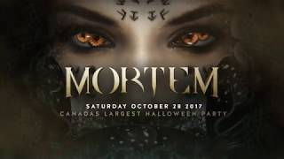 Mortem  Canadas Largest Halloween Party