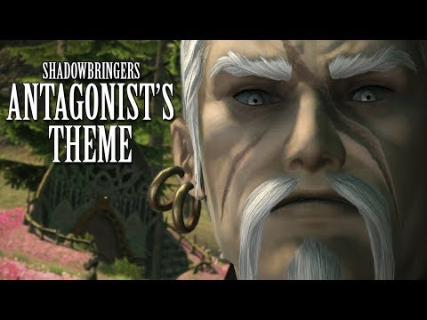 FFXIV OST Shadowbringers Antagonist Theme ( Paradisaical Predicaments )
