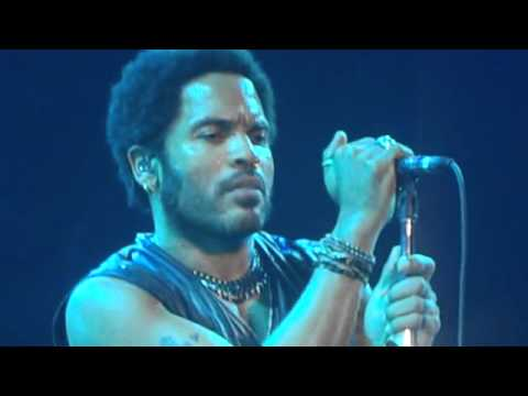 "Lenny Kravitz, ""Stand by my woman"", 06-07-2012, Ahoy Rotterdam"
