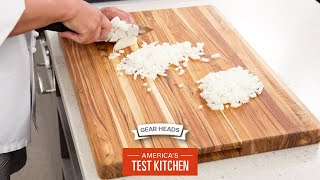 Gear Heads | Which Type of Cutting Board is Best for Your Kitchen?