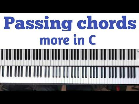 More passing in C